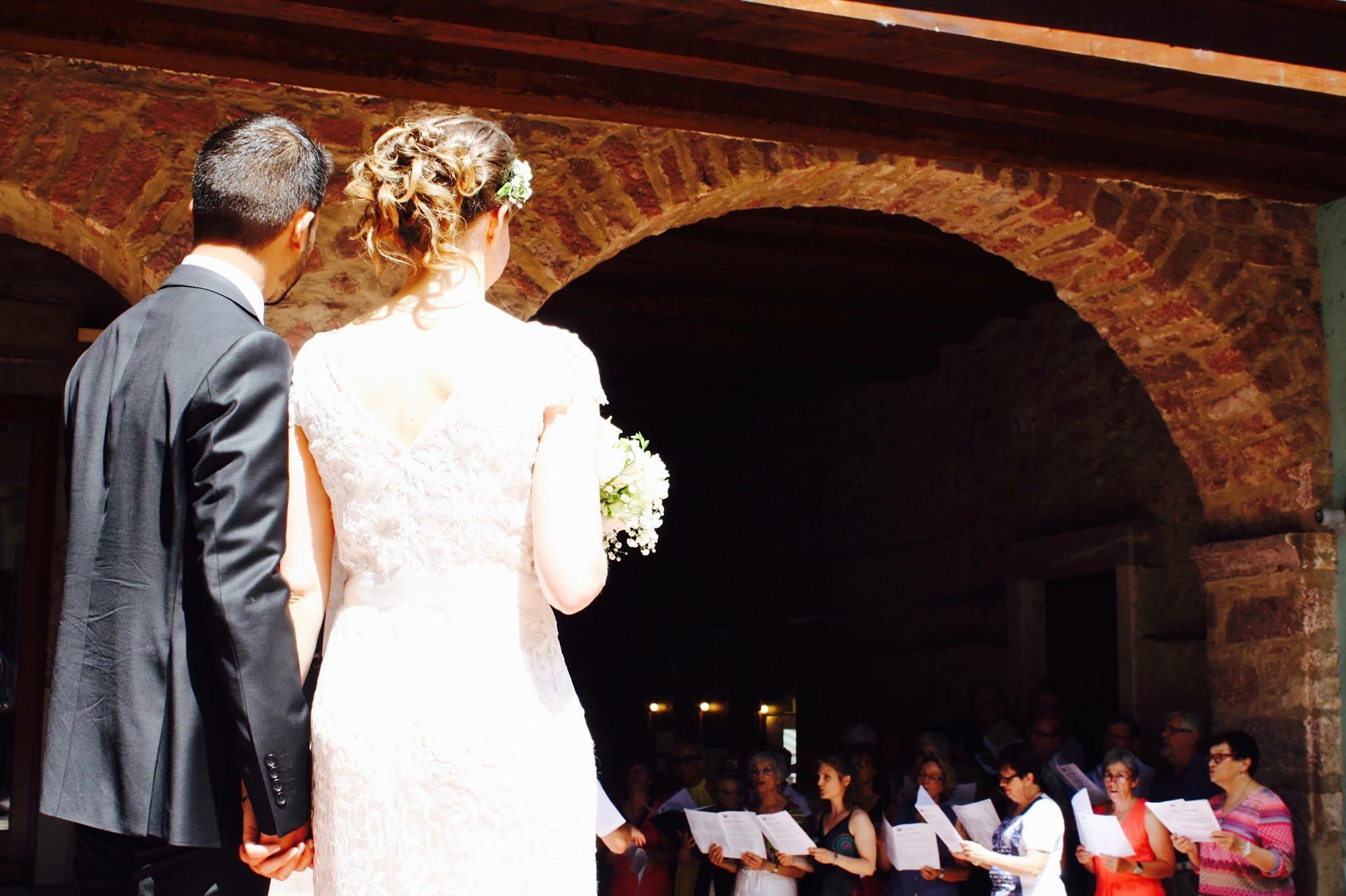 Mariage de Wesley